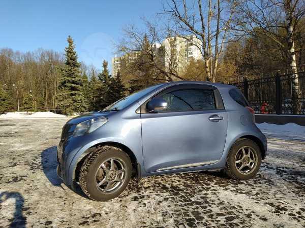 Toyota iQ, 2008 год, 300 000 руб.