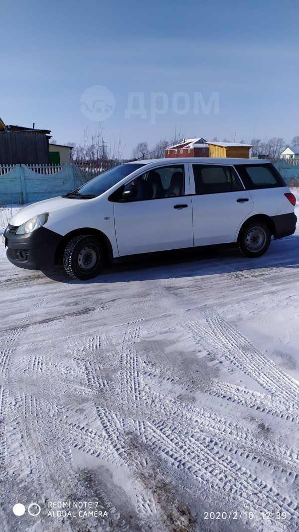 Nissan AD, 2007 год, 295 000 руб.