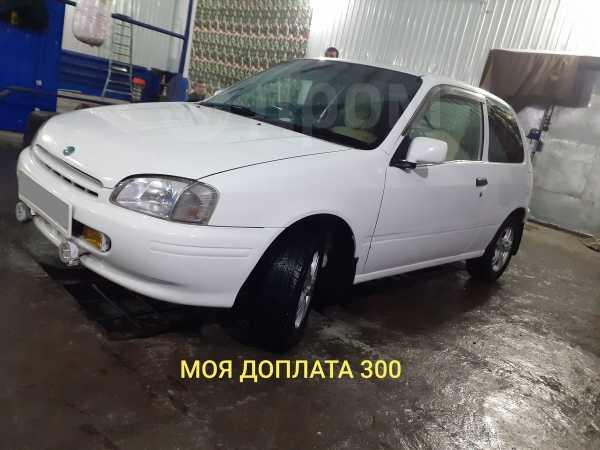 Toyota Starlet, 1998 год, 180 000 руб.