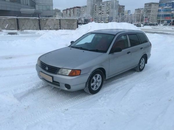 Nissan AD, 2002 год, 169 000 руб.