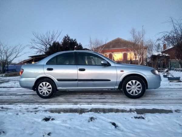 Nissan Almera, 2004 год, 255 000 руб.