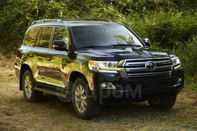 Toyota Land Cruiser, 2019 год, 5 090 000 руб.