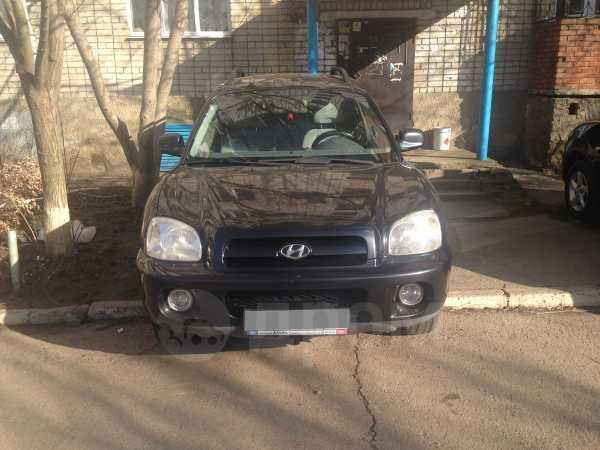 Hyundai Santa Fe Classic, 2008 год, 500 000 руб.