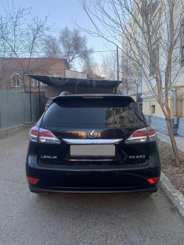 Lexus RX270, 2013 год, 1 700 000 руб.
