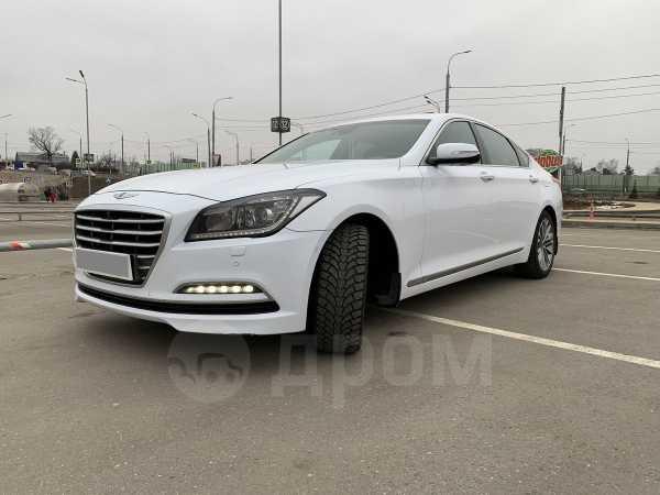 Hyundai Genesis, 2014 год, 1 390 000 руб.