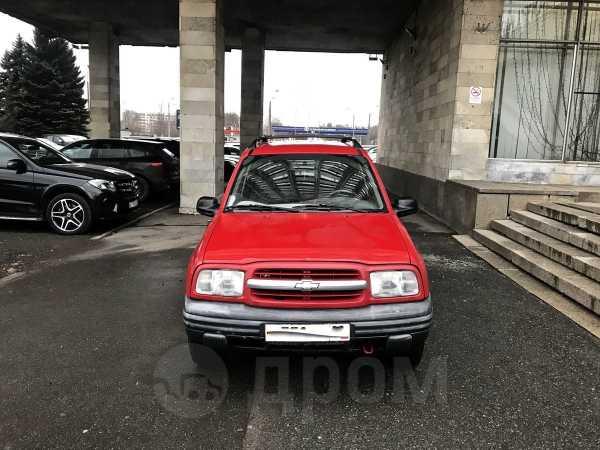 Chevrolet Tracker, 2003 год, 299 000 руб.