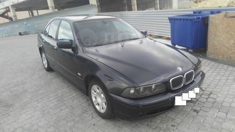 BMW 5-Series, 2000 год, 375 000 руб.