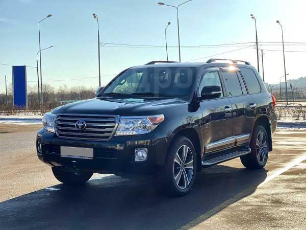 Toyota Land Cruiser, 2014 год, 2 695 000 руб.