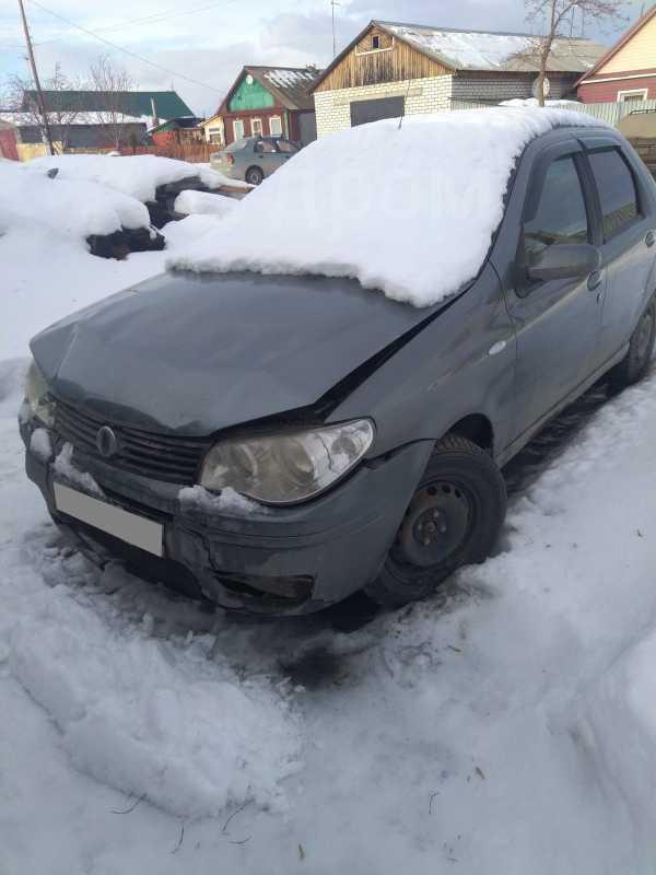 Fiat Albea, 2007 год, 89 000 руб.