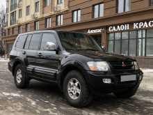 Москва Pajero 2000