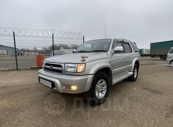 Toyota Hilux Surf, 1999 год, 635 000 руб.