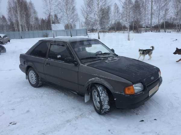 Ford Escort, 1986 год, 28 000 руб.