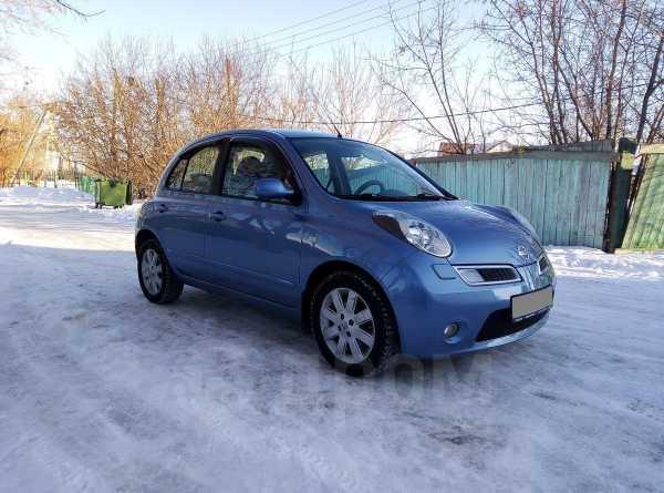Nissan Micra, 2008 год, 385 000 руб.