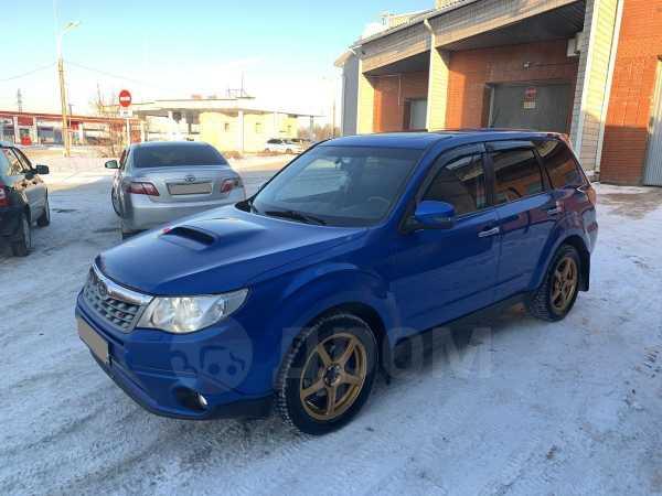 Subaru Forester, 2012 год, 860 000 руб.