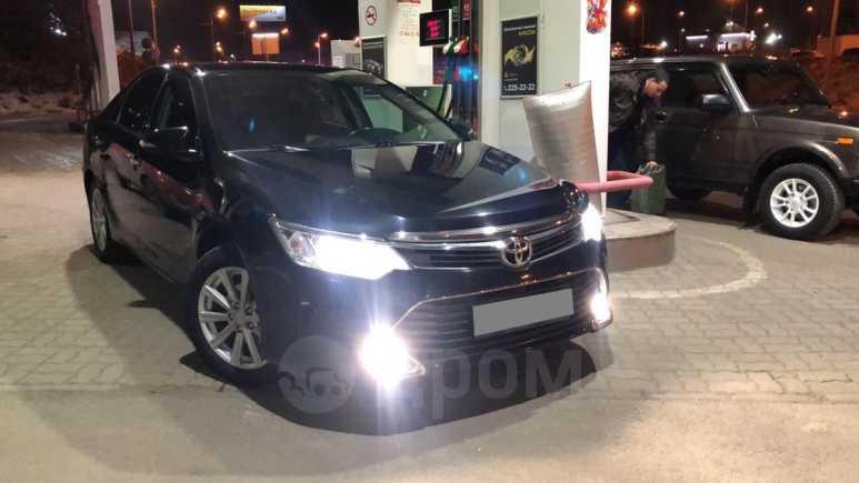 Toyota Camry, 2015 год, 970 000 руб.
