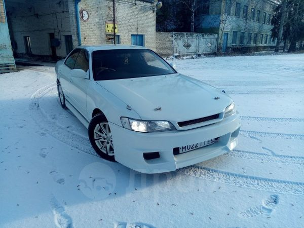 Toyota Mark II, 1996 год, 400 000 руб.