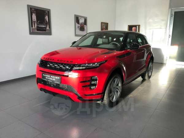 Land Rover Range Rover Evoque, 2020 год, 4 130 000 руб.