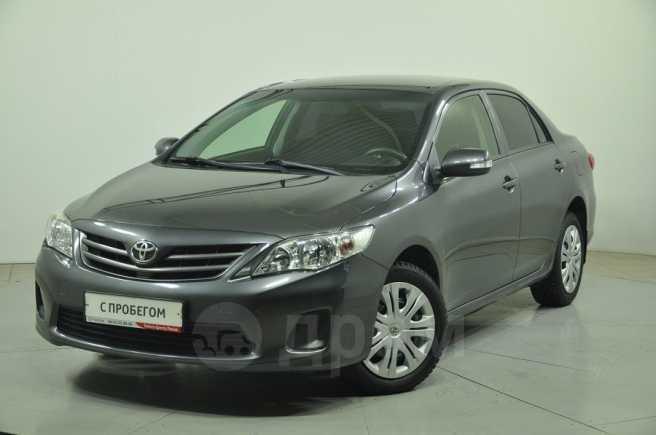 Toyota Corolla FX, 2011 год, 590 000 руб.