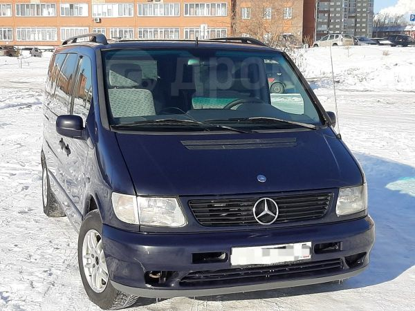 Mercedes-Benz V-Class, 1998 год, 420 000 руб.