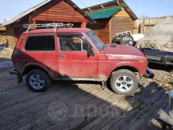 Лада 4x4 2121 Нива, 1993 год, 185 000 руб.