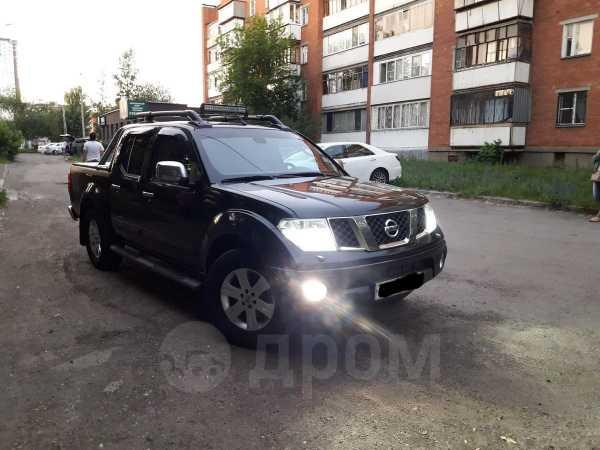 Nissan Navara, 2007 год, 695 000 руб.