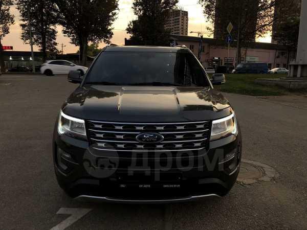 Ford Explorer, 2017 год, 2 300 000 руб.