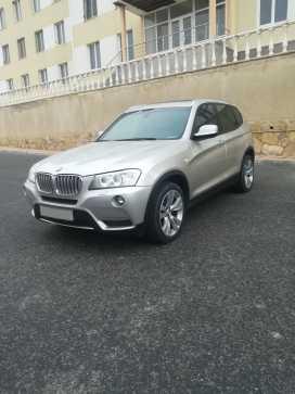 Махачкала BMW X3 2010