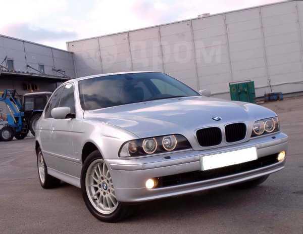 BMW 5-Series, 2002 год, 650 000 руб.