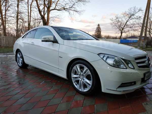 Mercedes-Benz E-Class, 2012 год, 919 000 руб.