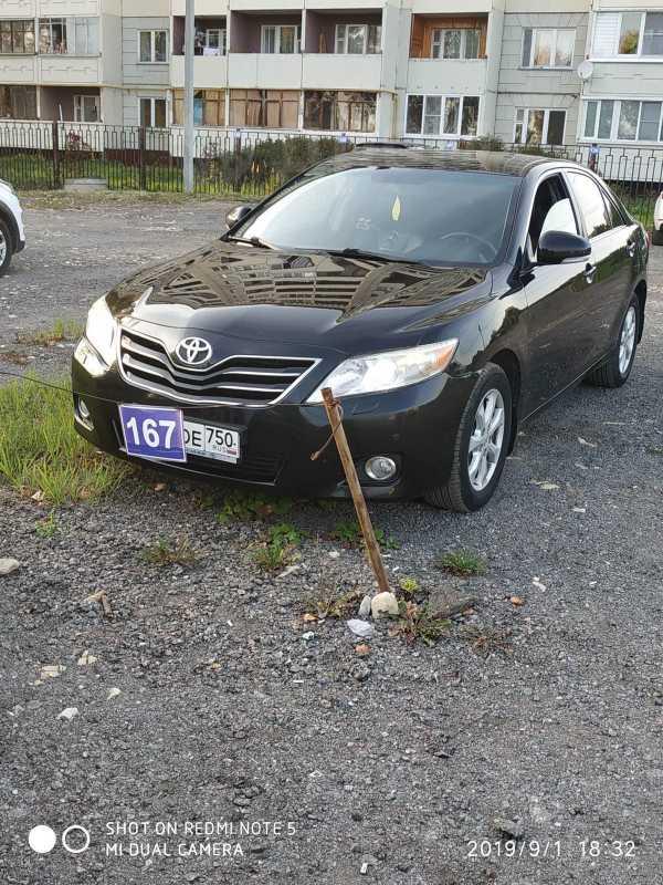 Toyota Camry, 2010 год, 650 000 руб.