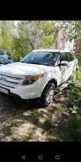 Ford Explorer, 2014 год, 1 300 000 руб.