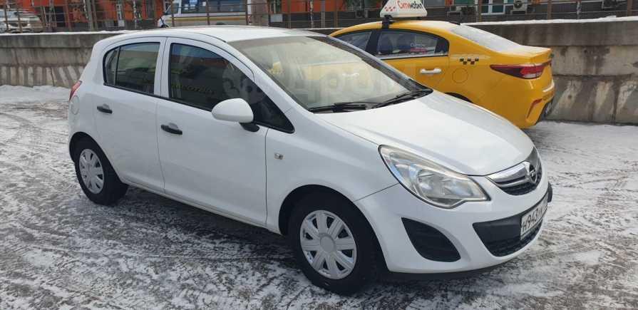 Opel Corsa, 2012 год, 320 000 руб.