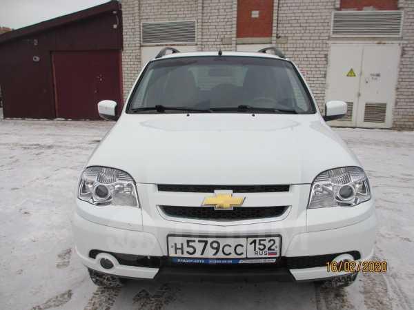 Chevrolet Niva, 2014 год, 413 000 руб.