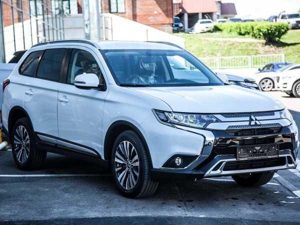 Mitsubishi Outlander, 2020 год, 2 053 000 руб.
