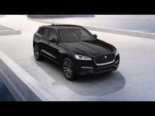 Москва Jaguar F-Pace 2020