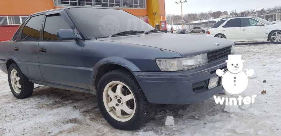 Toyota Sprinter, 1989 год, 99 000 руб.
