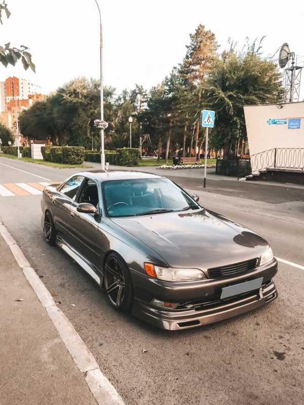 Toyota Mark II, 1994 год, 600 000 руб.