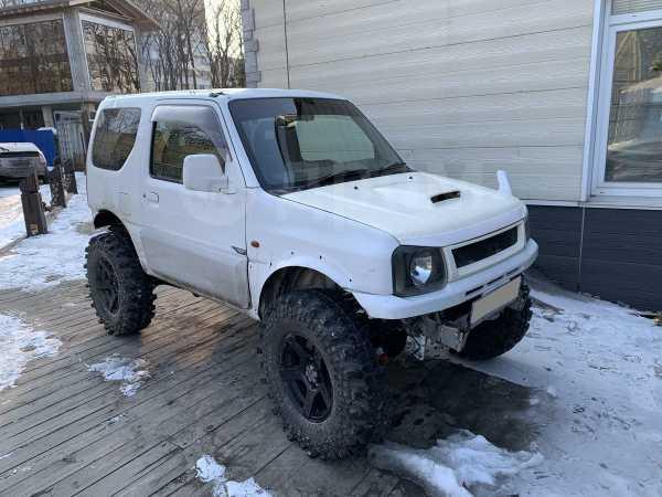 Suzuki Jimny Wide, 2001 год, 400 000 руб.