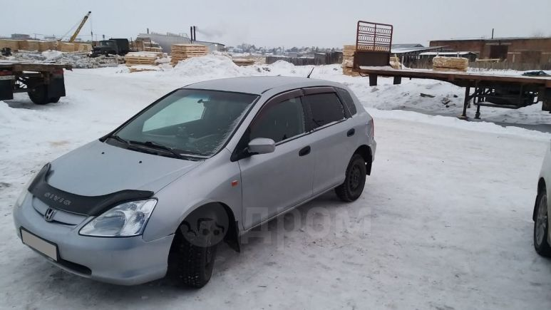 Honda Civic, 2001 год, 220 000 руб.