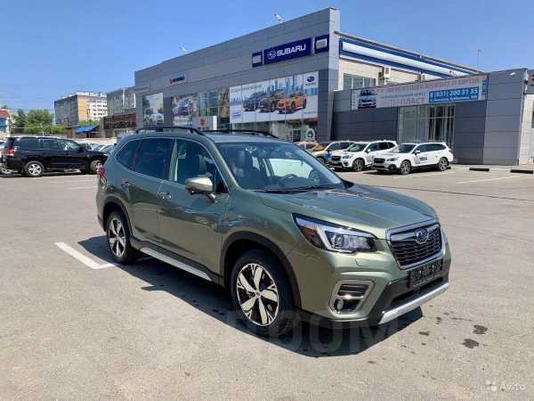 Subaru Forester, 2019 год, 2 912 100 руб.