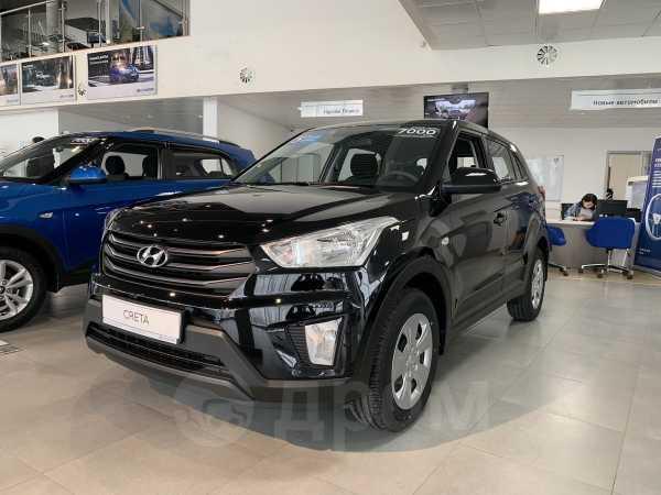 Hyundai Creta, 2019 год, 1 192 000 руб.