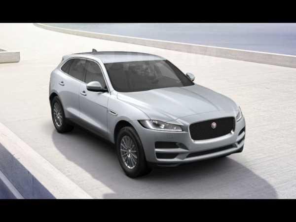 Jaguar F-Pace, 2020 год, 4 949 000 руб.