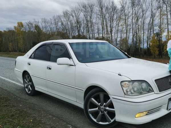 Toyota Crown, 2002 год, 507 000 руб.