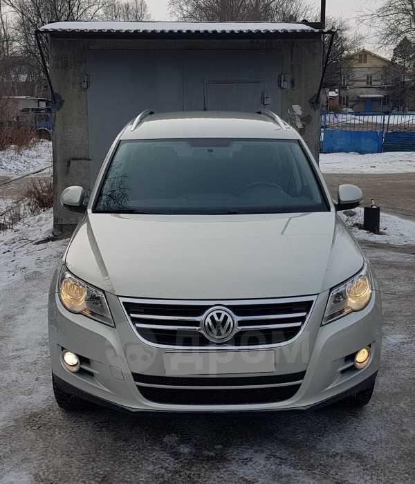 Volkswagen Tiguan, 2010 год, 760 000 руб.