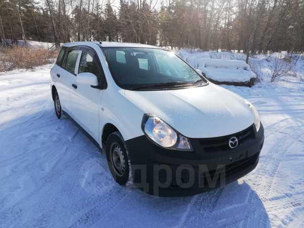 Mazda Familia, 2015 год, 484 000 руб.