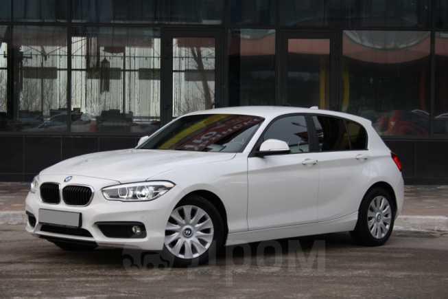 BMW 1-Series, 2016 год, 1 197 000 руб.