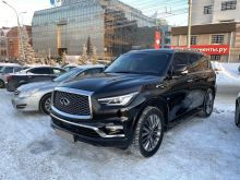 Новосибирск QX80 2018