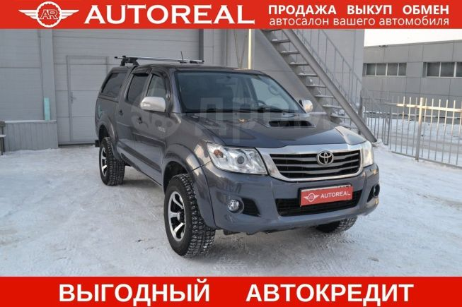 Toyota Hilux Pick Up, 2014 год, 1 140 000 руб.