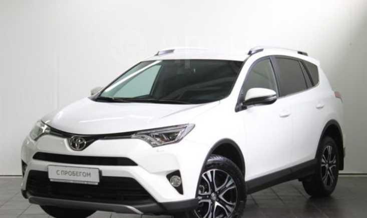 Toyota RAV4, 2018 год, 1 775 000 руб.