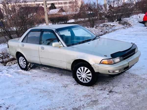 Toyota Carina, 1989 год, 57 000 руб.
